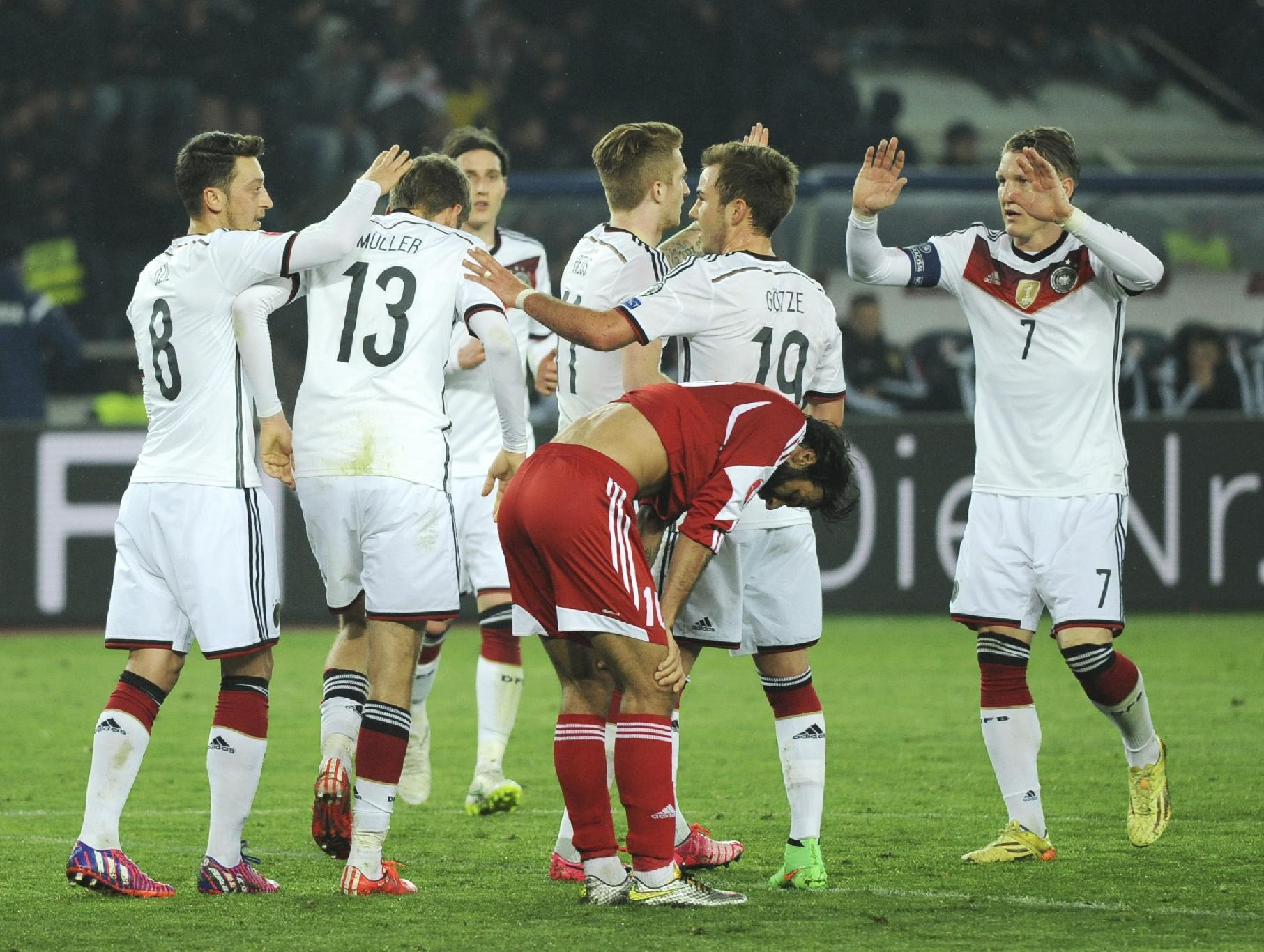 Germany, Portugal boost Euro 2016 qualifying hopes