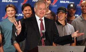 NHL finally getting serious at bargaining table