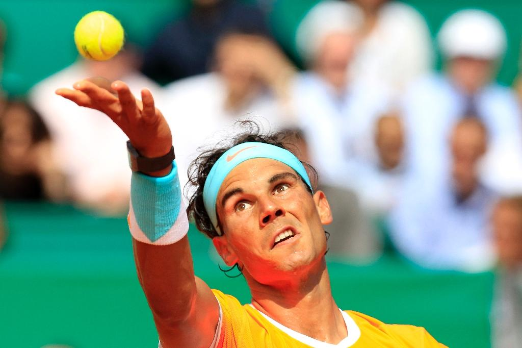 Improving Nadal downplays clay chances against Djokovic