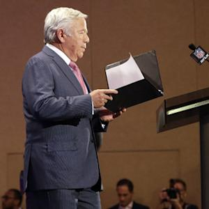 NFL Media's Kim Jones: New England Patriots owner Robert Kraft has drawn a line in the sand