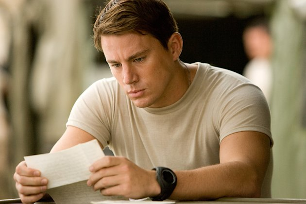 Dear John Production Photos 2010 Screen Gems Channing Tatum