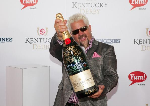 Guy Fieri Claims NY Times Critic Had Agenda