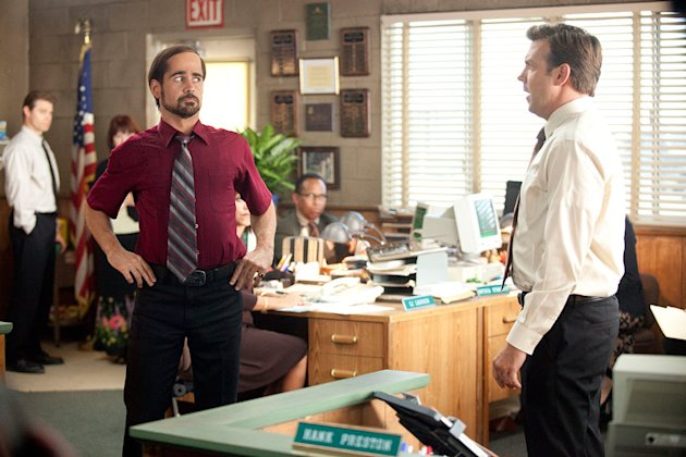 Horrible Bosses New Line Cinema 2011