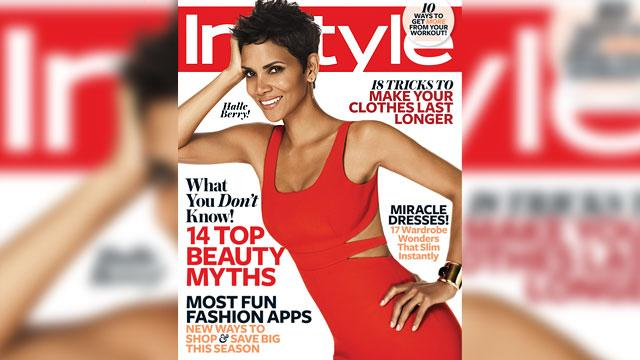 Halle Berry: My Love For Olivier Was 'Gradual'