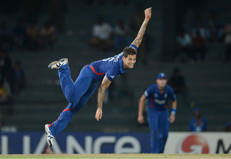 England v Afghanistan - ICC World Twenty20 2012: Group A