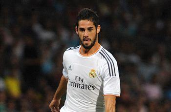Isco targets improvement from Real Madrid
