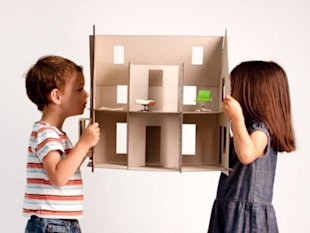 Grow Books Press Mini Houses Kit
