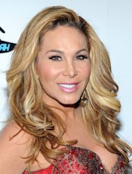 Adrienne Maloof attends the 'Real Housewives of Beverly Hills' Season 3 premiere party at Hollywood Roosevelt Hotel, Hollywood, on October 21, 2012 -- Getty Images