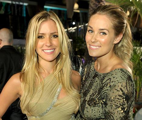 Lauren Conrad Compliments New Mom Kristin Cavallari's Rapid Weight Loss