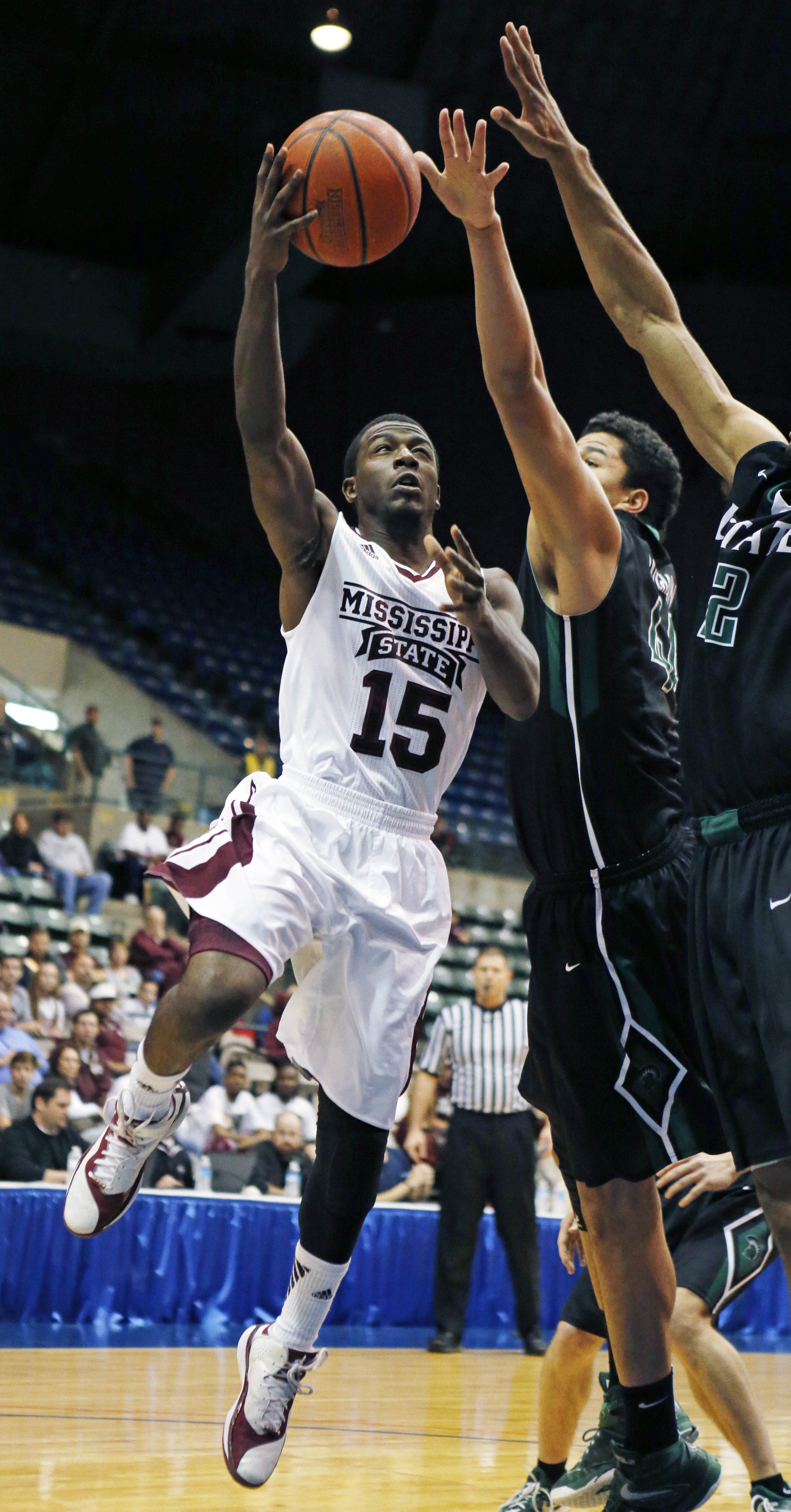 USC Upstate beats Mississippi State 53-51