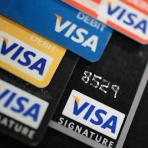 Visa Shares Surge Most Since 2011 on Bank Fee Hike Plan