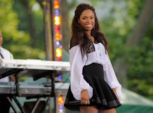 Jennifer Hudson Treated For Food Poisoning Following 'GMA' Appearance