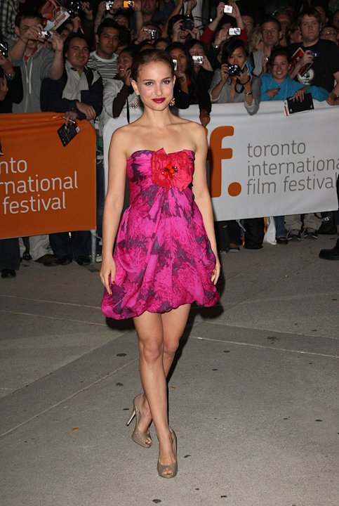 2009 Toronto Film Festival Natalie Portman