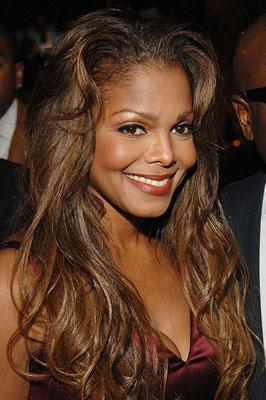 Janet Jackson at the Hollywood premiere of Lionsgate Films' Tyler Perry's Why Did I Get Married?