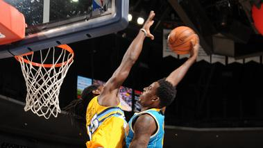 Nuggets beat New Orleans 102-84