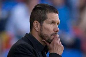 Simeone: No pressure to win La Liga