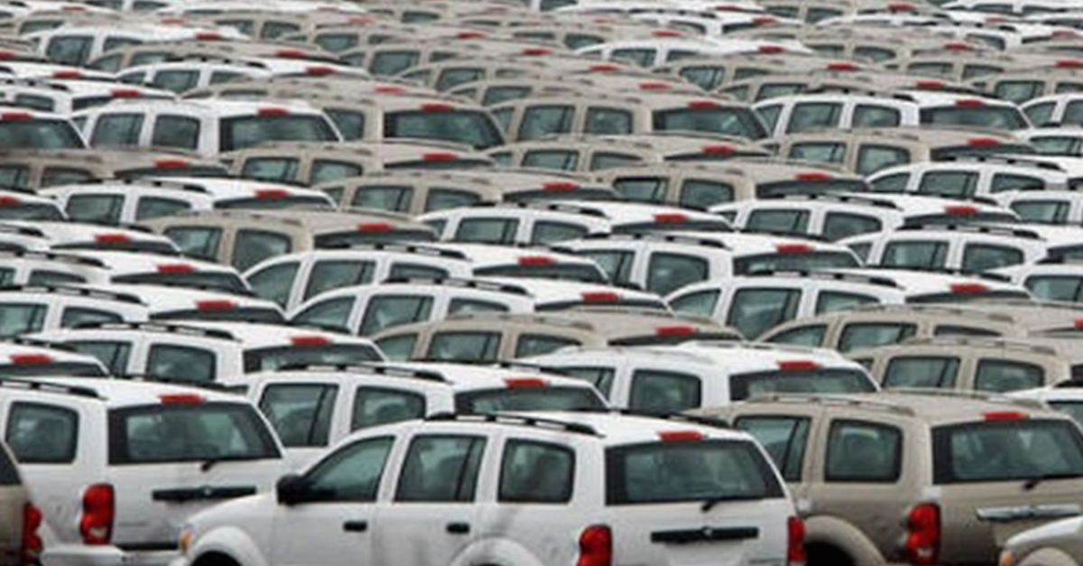 1000s Of Unsold/Abandoned Cars In The U.S.