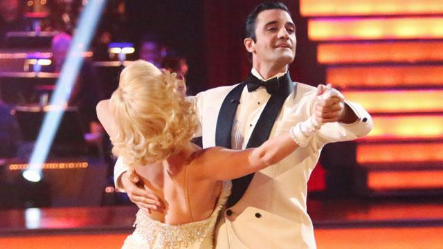 Deja vu for Gilles Marini on 'Dancing'