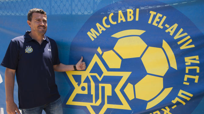 Maccabi Tel Aviv coach quits for safety reasons