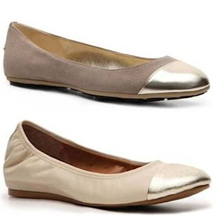 Jimmy Choo vs. Tahari Carly