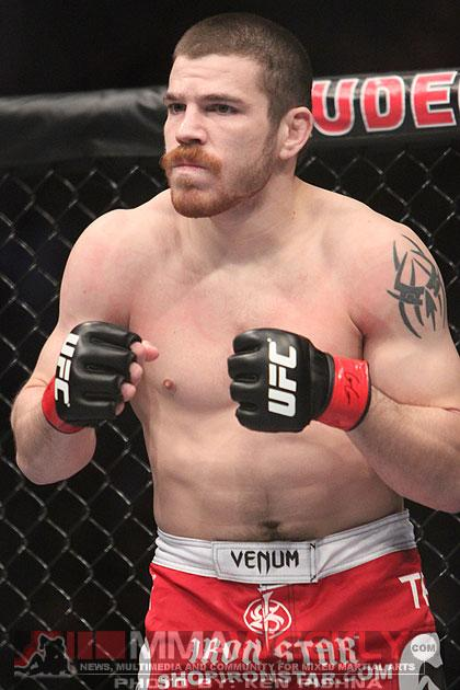 Jim Miller Excited for Late Call to Fight Joe Lauzon