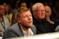 Andrew Flintoff admits he has had to develop a mean streak since taking up boxing
