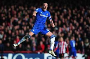 Terry: Chelsea fans within their rights to boo Benitez