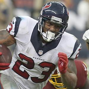 Reason for long-term concern from Arian Foster owners?