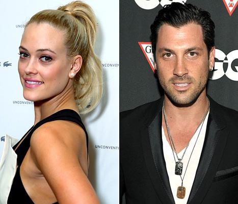 Dancing With the Stars' Maksim Chmerkovskiy Dating Peta Murgatroyd!