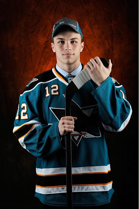2012 NHL Entry Draft - Portraits