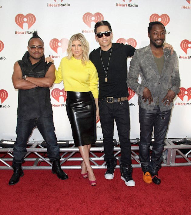 Black Eyed Peas i Heart Radio