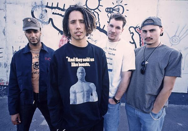 Rage Against the Machine Take a Test Run Through 'Freedom' - Premiere