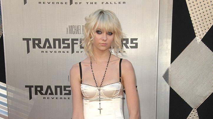 Transformers Revenge of the Fallen LA Premiere 2009 Taylor Momsen