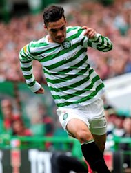 Tony Watt is focused on Celtic's SPL clash against St Mirren