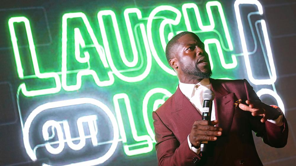Kevin Hart to Receive Comedic Genius Award at MTV Movie Awards