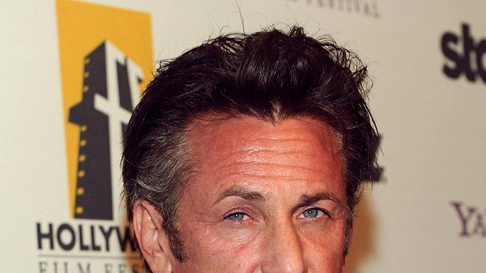 2010 Hollywood Awards Sean Penn
