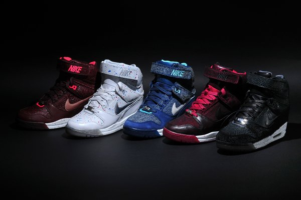 NIKE AIR REVOLUTION CITY PACK