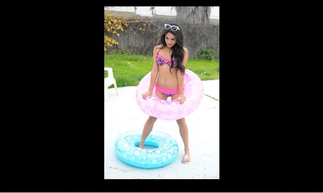 Vanessa Hudgens is the 2011 Candie's star
