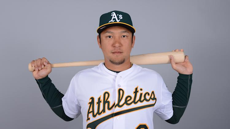 MLB: Oakland Athletics-Photo Day