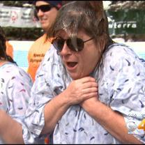Special Olympics' Polar Plunge Forced Into 'Polar Pail Challenge'