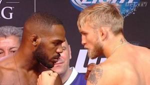 Jon Jones and Alexander Gustafsson Taken to Hospital Following UFC 165 Main Event