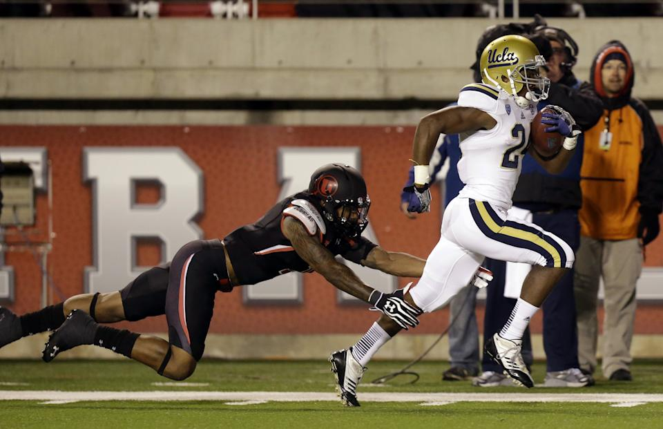 Hundley, UCLA defense pull out 34-27 win over Utah