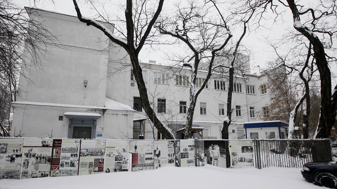 Activists try to save old Warsaw ghetto building