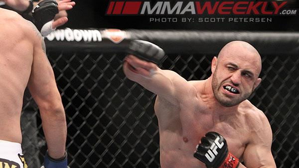 Manny Gamburyan vs. Cole Miller Added to UFC on Fox Sports 1 Event in Boston