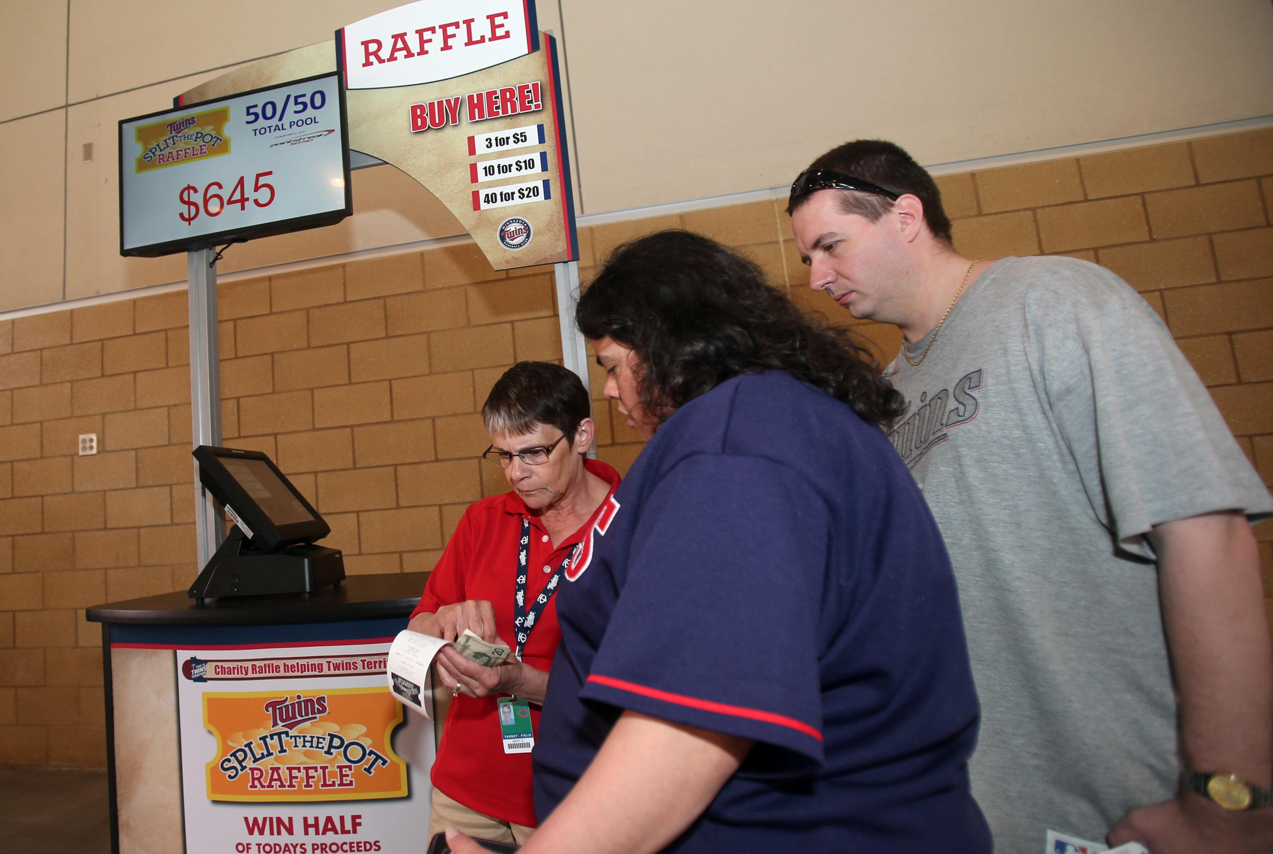 Pro teams push California to offer high-stakes raffles