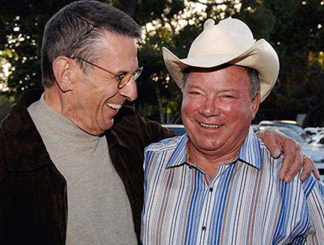 William Shatner's Twitter Storm Of A Leonard Nimoy Funeral Tribute