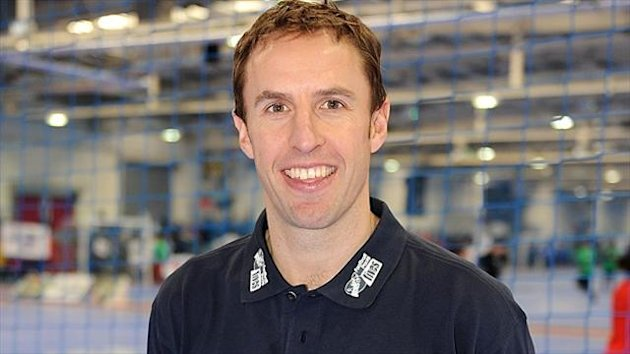 Gareth Southgate, pictured, will report to FA director of elite development Dan Ashworth