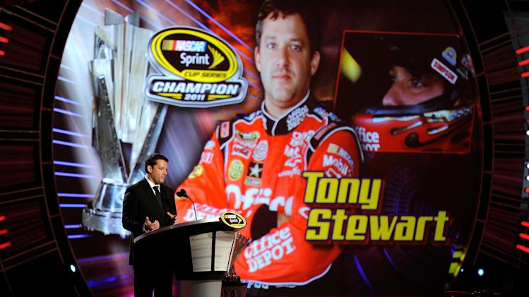 NASCAR Sprint Cup Series Awards - Ceremony