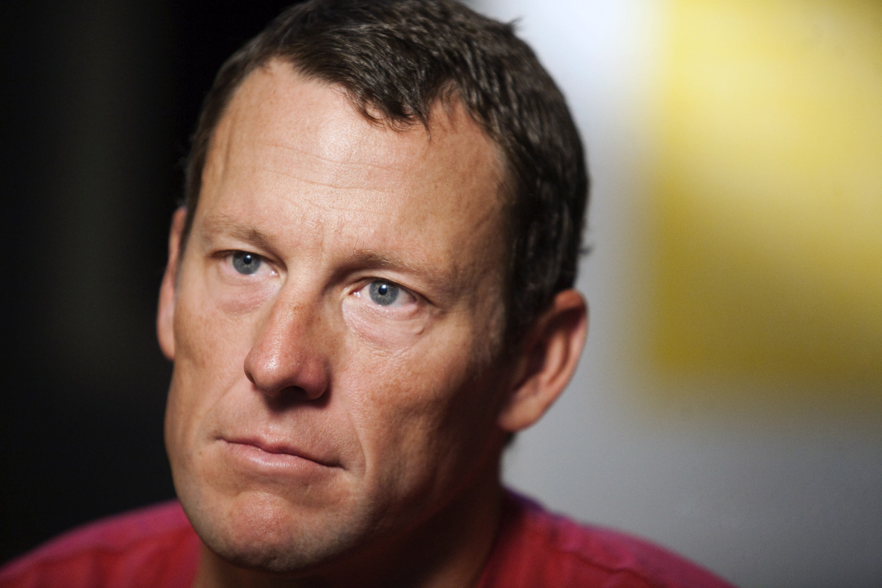 Lance Armstrong: I'd never cheat playing golf
