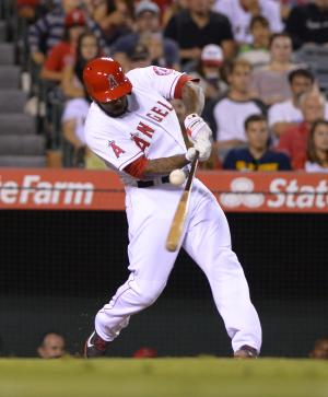 Kendrick, Weaver lead Angels past Phillies, 4-3